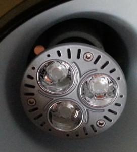 LED combined bulb